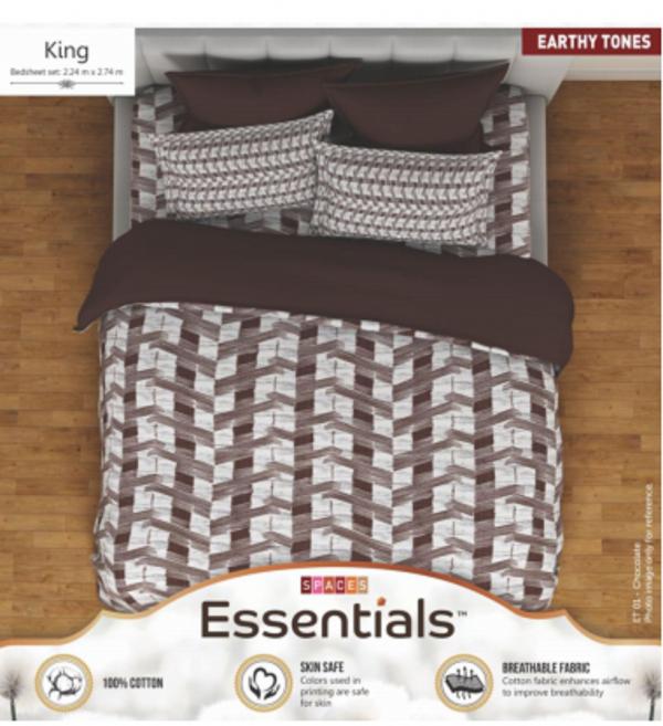 Essentials bed sheet